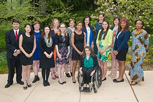 2014 Student Achievement Awards Recipients