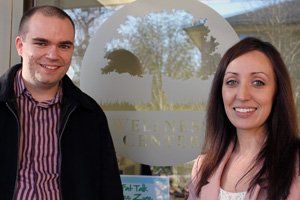 Wellness Center - Alan Duffy and Kate DiEmidio