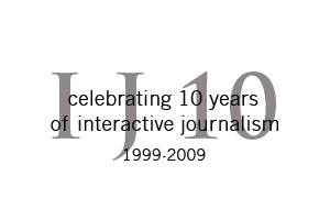 IJ program 10th anniversary logo