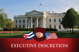 CLALS cuba executive discretion