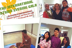 International Student & Scholar Services' 2013 Autumn Gala.