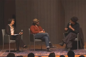 Idan Raichel at American University: Inside the Artist's Studio