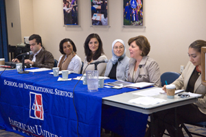 Islamic Lecture Series: Muslim Women Peacebuilders