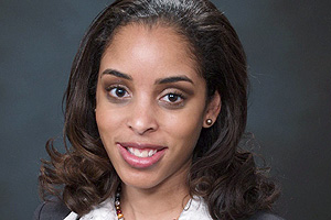 head shot of White House Fellow Kellee James
