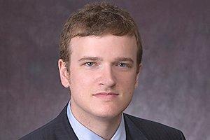 John Marvel, SPA/PhD '12