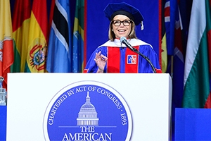 Katie Couric Commencement 2014