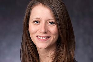 SPA Ph.D. Candidate Katie Vinopal