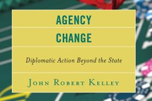 Agency Change Book Cover (Robert Kelley)