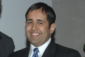 Neal Sharma, SPA/BA '98