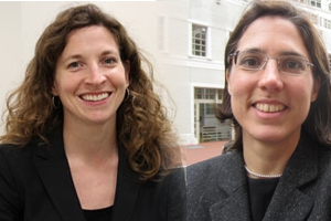 Emily Billheimer and Susanne Fratzscher