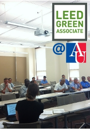 LEED Green Associate Course