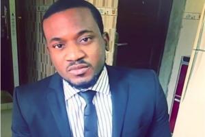 MBA student Adekunle Ladipo