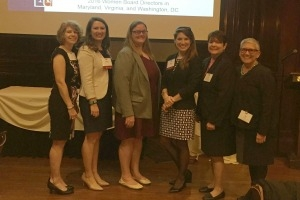 The 2016 Advancing Women to the Corporate Boardroom research team.