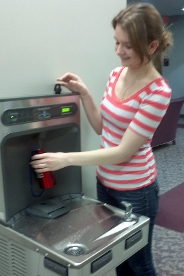 Library Hydration Station