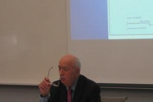 Former Ambassador John Maisto discussed the shape of President Obama's foreign policy toward Latin America.