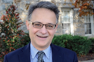 SPA Leadership Program Director Paul Manuel
