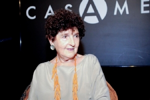 Acclaimed Mexican literary critic Margo Glantz