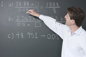 National Science Foundation $1.5 million grant will fund first D.C. Math for America fellows at American University.