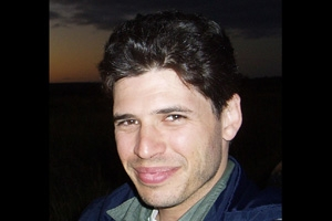 Max Brooks (SOC/MA '97) is the author of