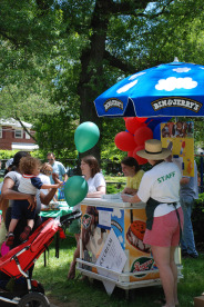 May Fair at Turtle Park