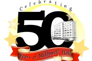 McDowell 50th Anniversary image