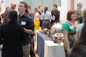 Alumni Mentor Reception