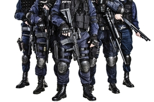 SIS News Militarization of Police