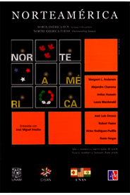 Cover of Norteamérica Journal 1-1