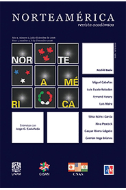 Cover of Norteamérica Journal 1-2