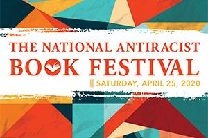 Logo of National Antiracist Book Festival