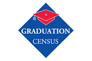 Graduation Census Logo