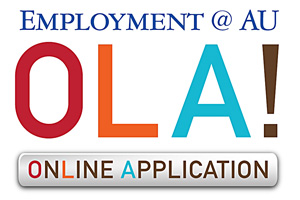 OLA - AU's online employment application