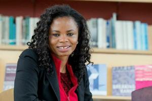 SIS professor Patricia Agupusi.