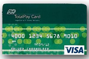 totalpaycard american university washington dc - Visa Payroll Card