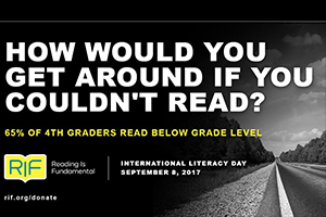 How Would You Get Around if You Couldn't Read?