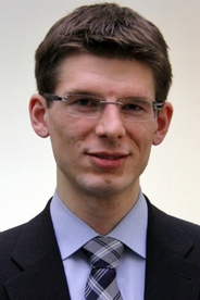 Photo of Robin Koepke, IER '10