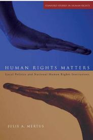 Mertus Human Rights Matters