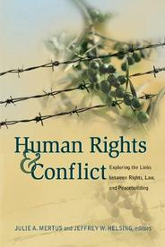 Mertus Human Rights and Conflict