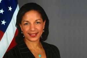 Head shot of Ambassador Susan Rice.
