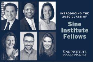 Headshots of Sine Fellows
