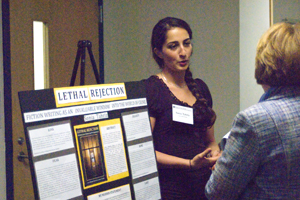 Sonia Tabriz discusses her project,
