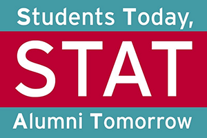 Students Today, Alumni Tomorrow Logo