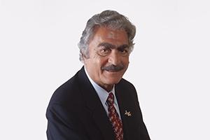 Professor Emeritus Abdul Aziz Said