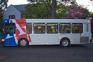 AU Shuttle Bus