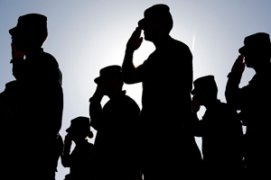 Soldiers Salute