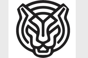 Sonic Jungle logo of tiger