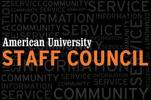 American University Staff Council logo