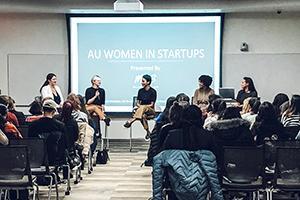 Alumnae Startup Panel