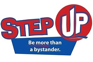 Step Up: Be more than a bystander