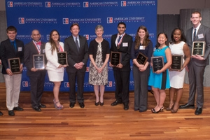 2013 Student Achievement Awards Recipients